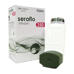 セロフロ インヘラー(アドエア)吸入器