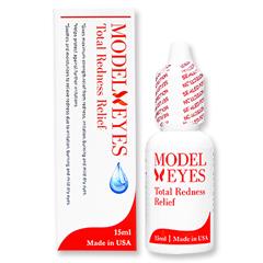 モデルアイズ(目の充血改善)