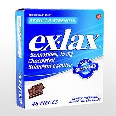 エックスラックス(ex-lax)