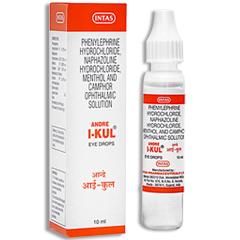 ナファゾリン点眼液(目の充血改善)