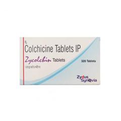 コルヒチン(痛風治療薬)