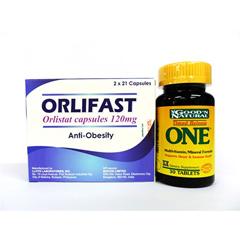 オルリファスト+マルチビタミン30錠セット