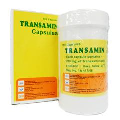 トランサミン(トラネキサム酸)